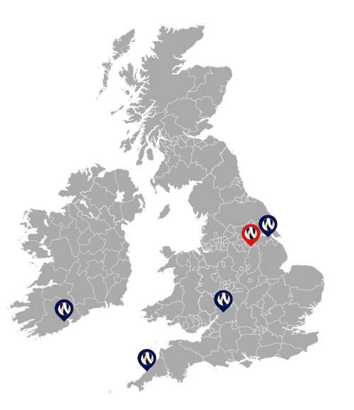 Weston Aviation Locations